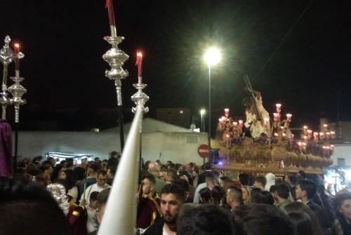 A PIE DE PASO: «El Señor de la Misión en Ronda del Pino»