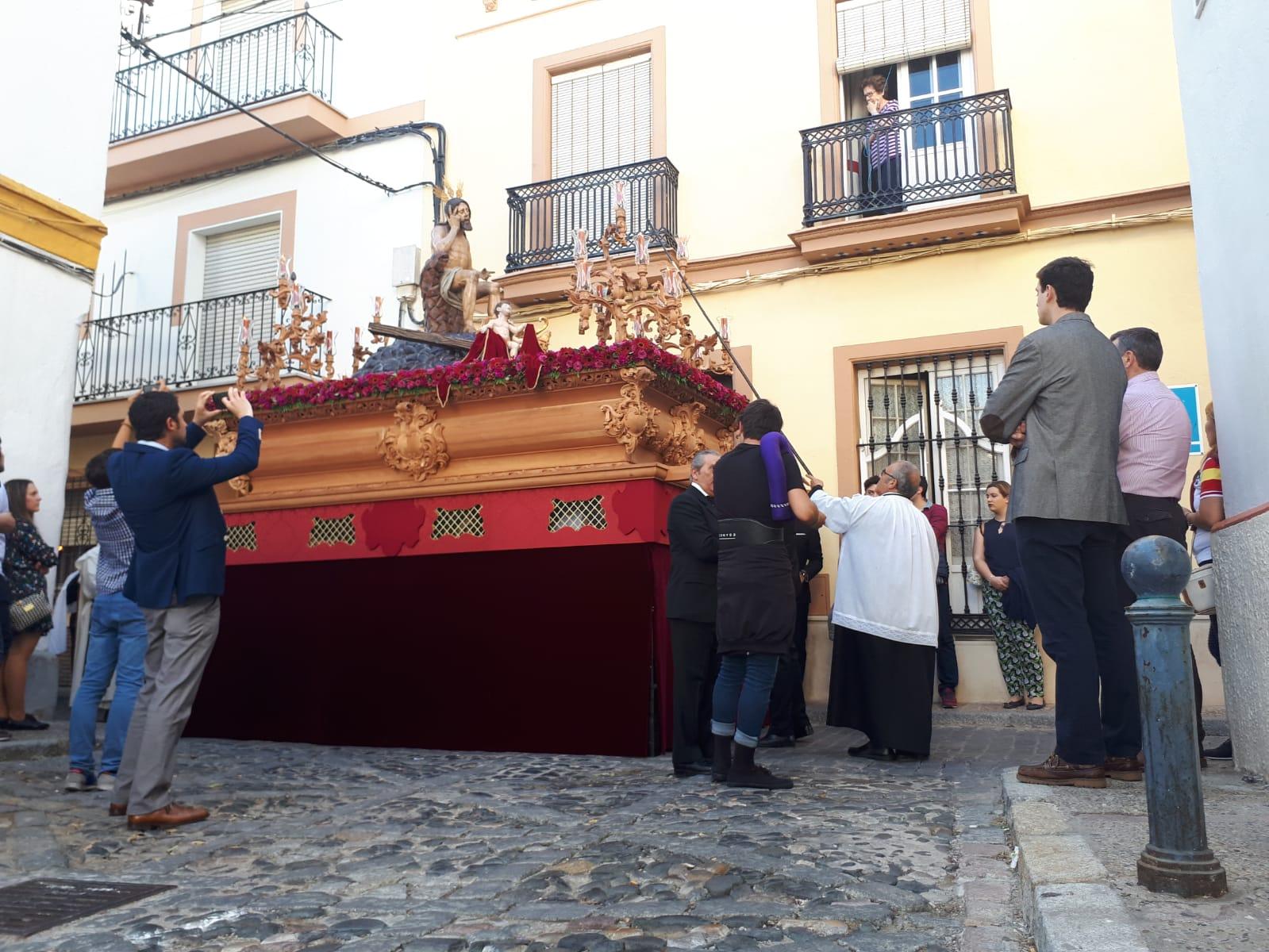 Juan José Fernández reelegido Hermano Mayor de Humildad y Paciencia