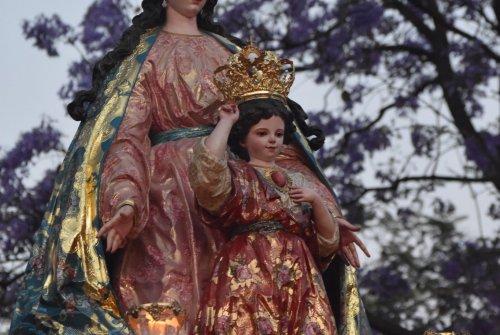 Galería histórica: «Nuestra Señora del Sagrado Corazón»