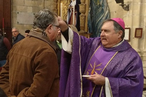 «Carta con motivo del Coronavirus» por Monseñor Mazuelos Pérez