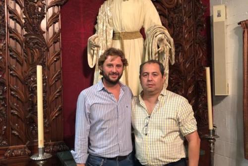Damián Lopez-Cepero Ramírez, nuevo Hermano Mayor de la Clemencia