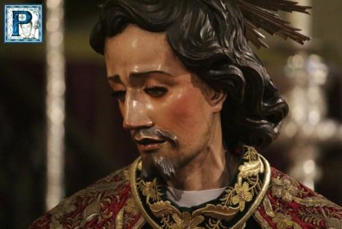 El Desconsuelo realiza una misa de despedida del Apostol Amado