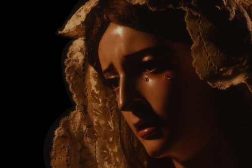 La Virgen de la Estrella se retira del culto este jueves