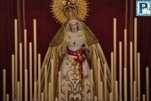La Coronación suspende la Función Solemne en honor a la Virgen de la Paz
