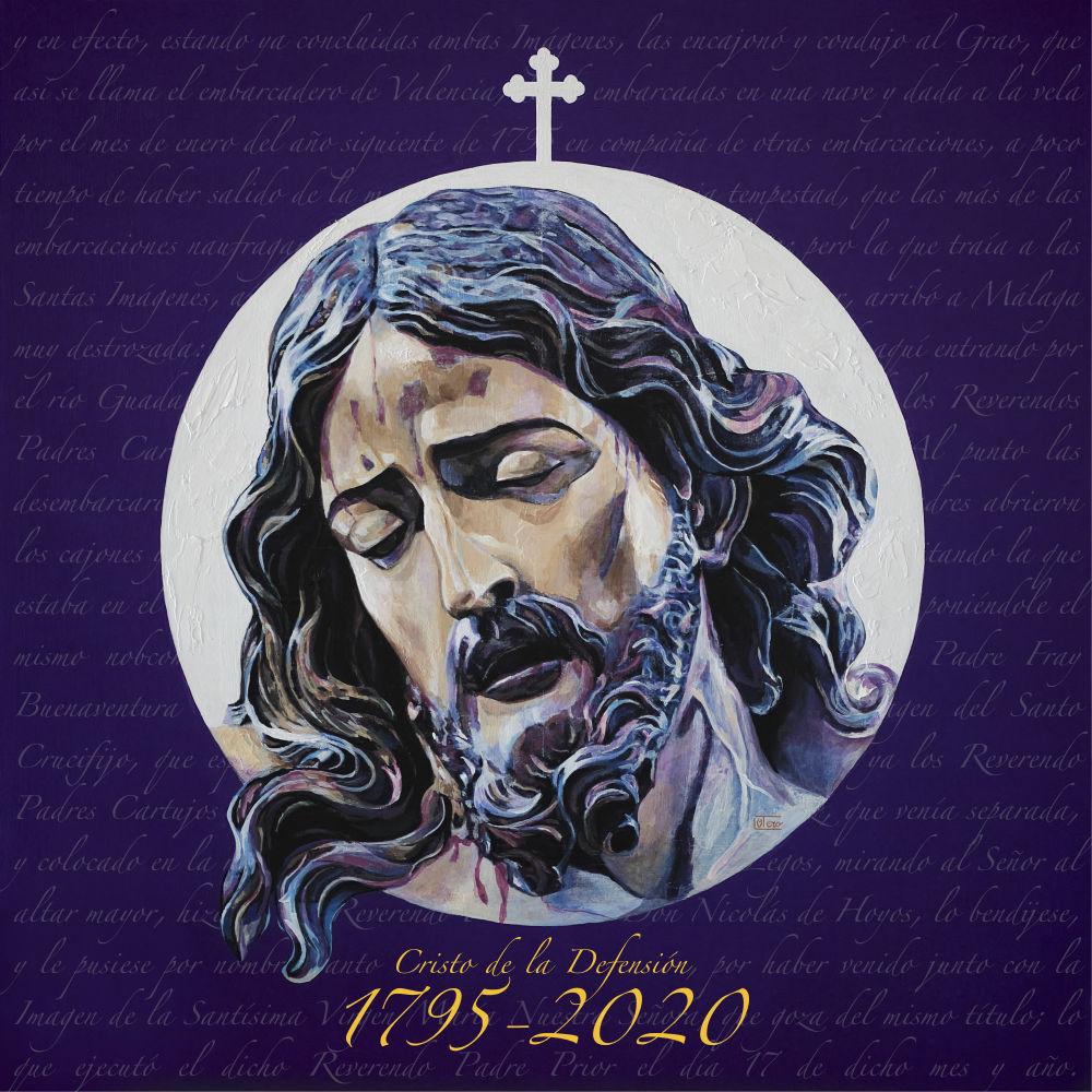 Un amplio programa celebra el aniversario de la llegada del Cristo de la Defensión a nuestra ciudad