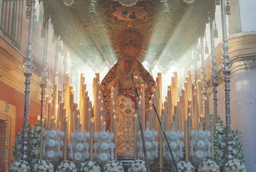 La Amargura en Bizcocheros preside el cartel editado por El Pertiguero y Arte Sacro