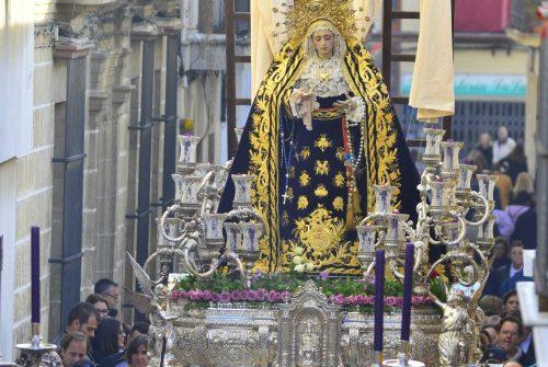 La Virgen de Loreto portada de nuestra revista 2020