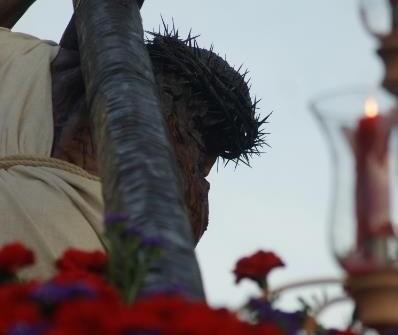 A PIE DE PASO: «El Señor de la Misión por Picadueñas y Puertas de Rota»
