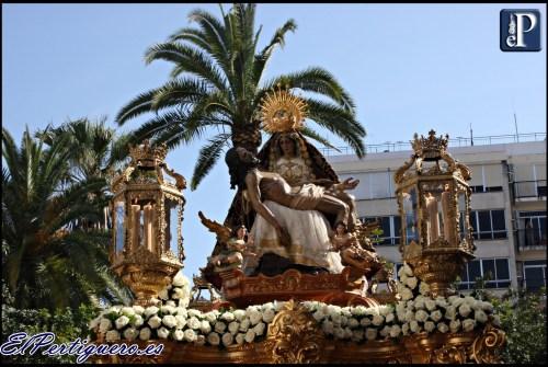 Galería histórica: «Vía Lucis Mariano»