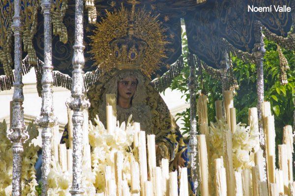 A PIE DE PASO: «La salida de la Virgen de la Estrella»