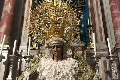 La Virgen del Valle ya se encuentra en San Miguel para presidir los cultos en su honor
