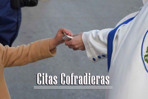 Citas cofradieras (I)