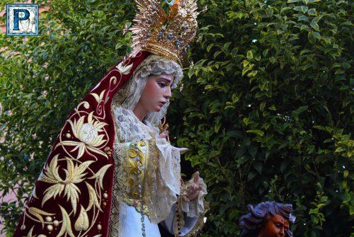 Triduo en honor a la Virgen de la Candelaria