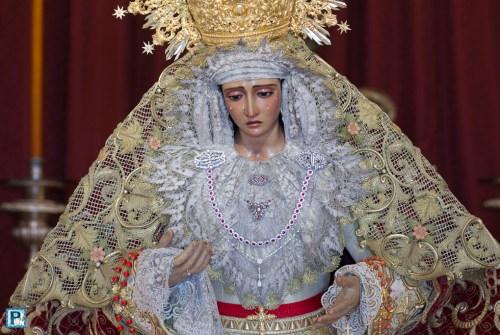 Galería: Veneración a la Virgen del Valle Coronada