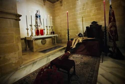 Vía Crucis del Cristo de las Almas