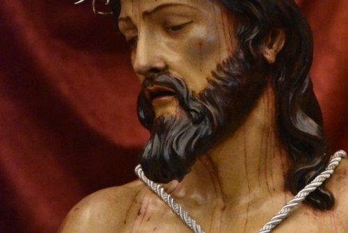 Galería: las veneraciones del Viernes de Dolores por Lucas Álvarez