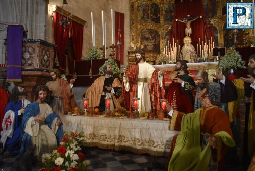 Galería: las veneraciones de Semana Santa I, por Lucas Álvarez