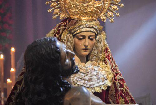 Galería | Las Veneraciones del Viernes de Dolores, por Miguel A. Gómez