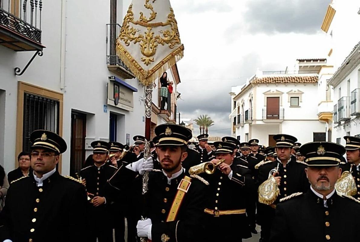 La Música de la Pasión: «Concierto de la Banda de Cornetas y Tambores «Nuestra Señora de la Salud» de Córdoba»