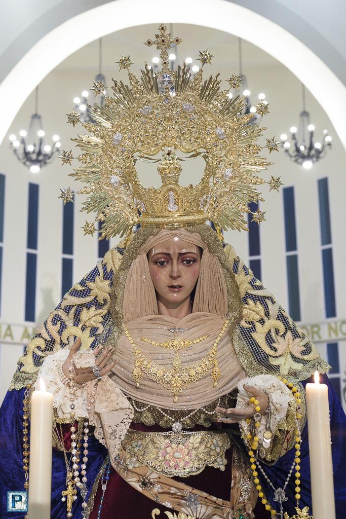 Galería: Coronación Litúrgica de María Santísima Madre de la Iglesia por Luis Serna lo