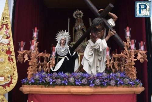 Galería: las veneraciones de Semana Santa V, por Lucas Álvarez