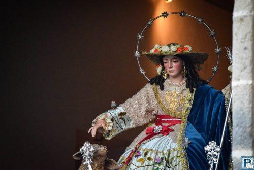 Galería | El regreso de la Divina Pastora a San Dionisio, por Miguel A. Gómez