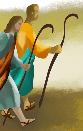 El encuentro con Cristo resucitado
