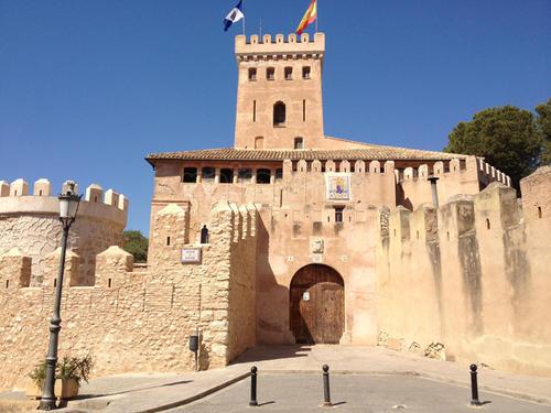 castell de benissano