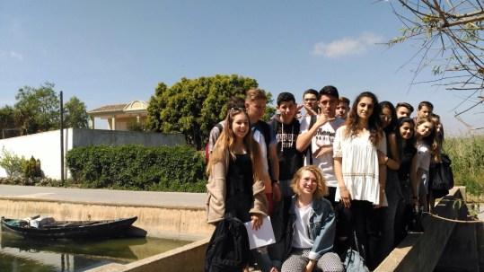 Intercambio alumnos franceses St. Marie Antony