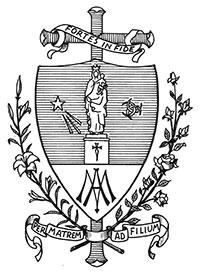 Blasón de los Marianistas