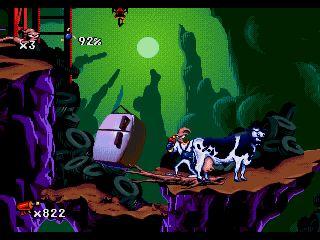 Earthworm Jim screenshot