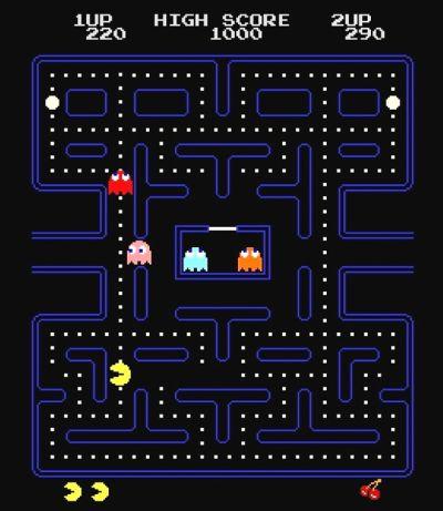 20-Pacman