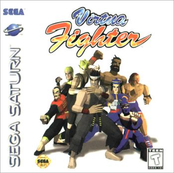 20-Virtua Fighter