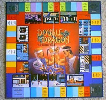 Double Dragon juego