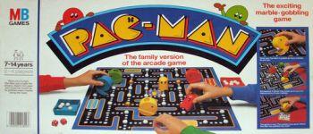 Pacman caja