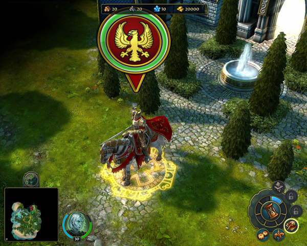 Heroes of Might & Magic 6 d