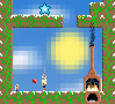 Gravitation game