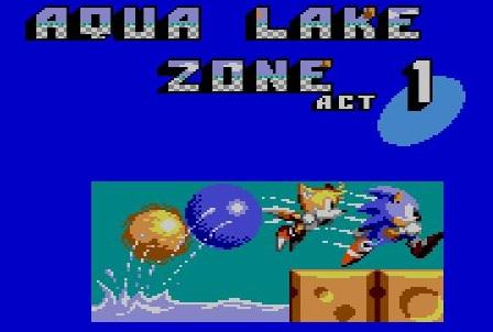 Aqua Lake Zone