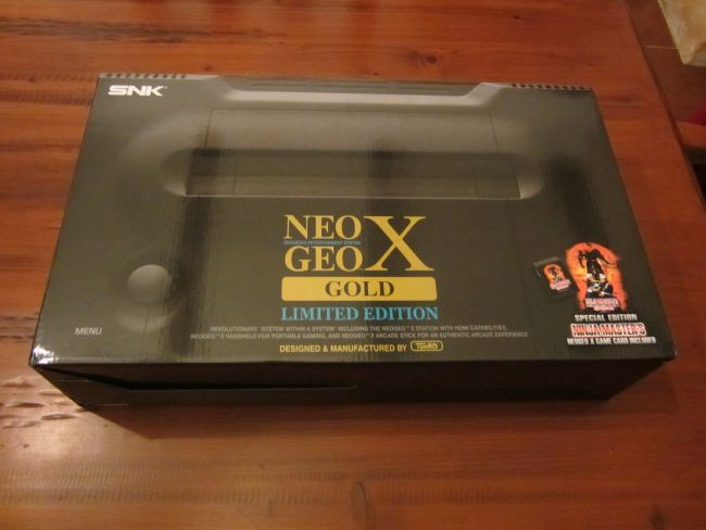 Neo Geo 1