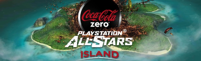 PlayStation All-Stars Coca-Cola