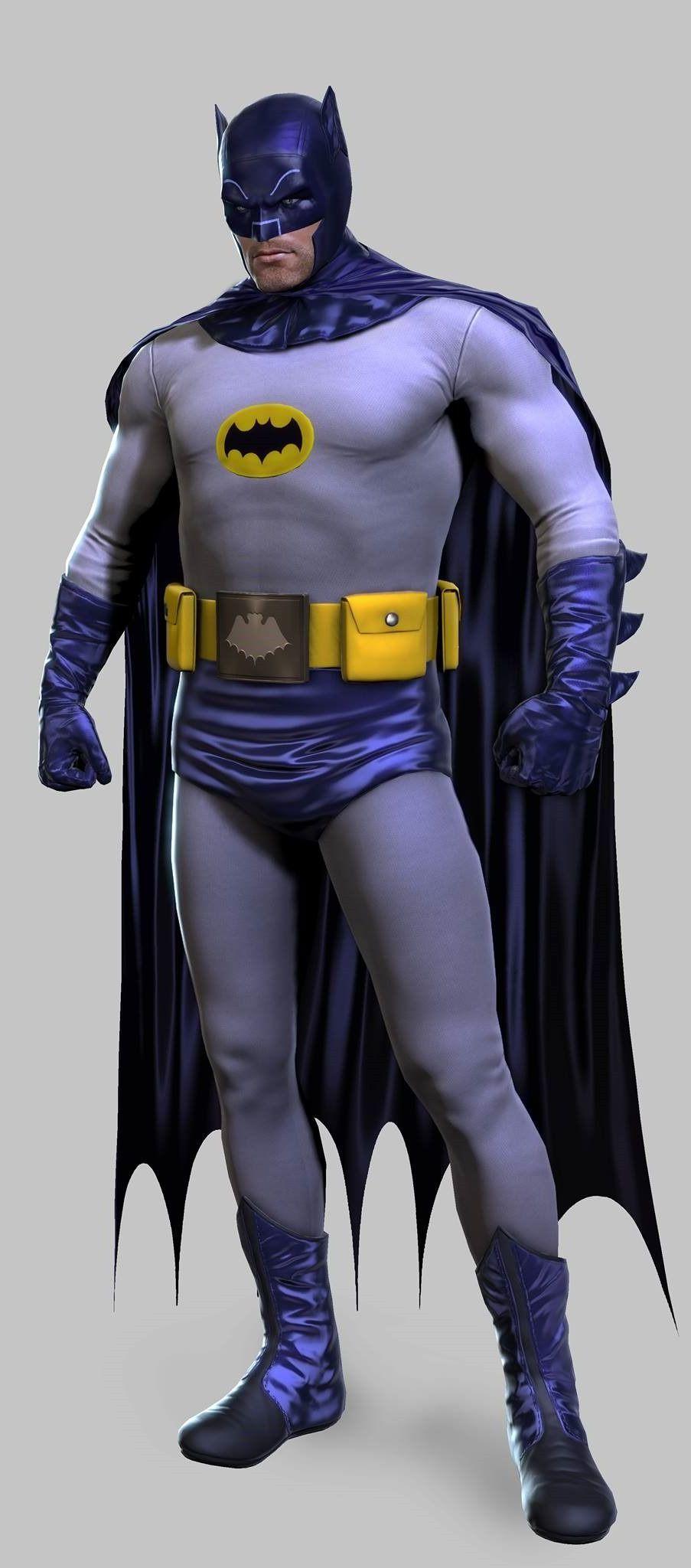 Batman sesentero