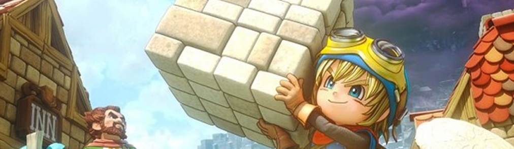 Dragon Quest Builders - Galious