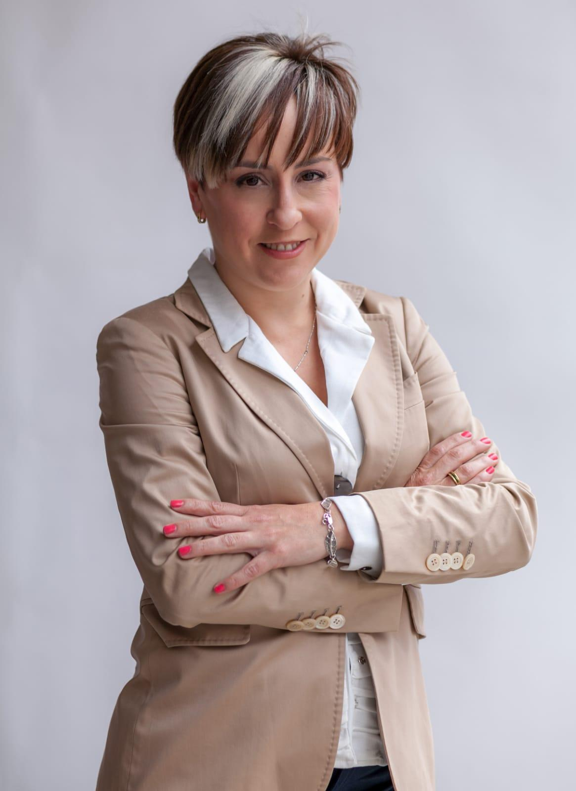 Nuria González, candidata de Actúa a la Alcaldía de Barcelona