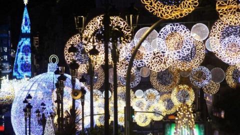 luces navidenas de vigo