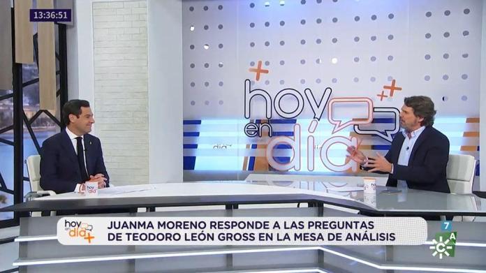 """Periodistas demuestran la """"manipulación y partidismo"""" del debate estrella  de Canal Sur"""