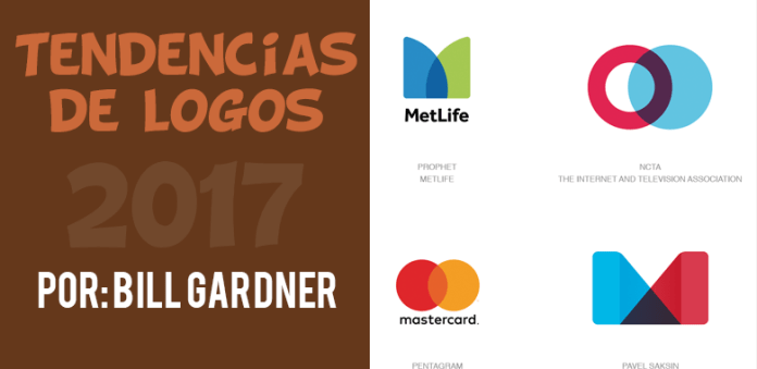 Tendencias de logos 2017