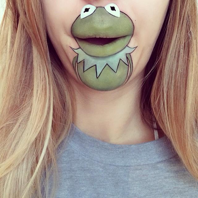 Cartoon-Lip-Art-By-Makeup-Artist-Laura-Jenkinson-8