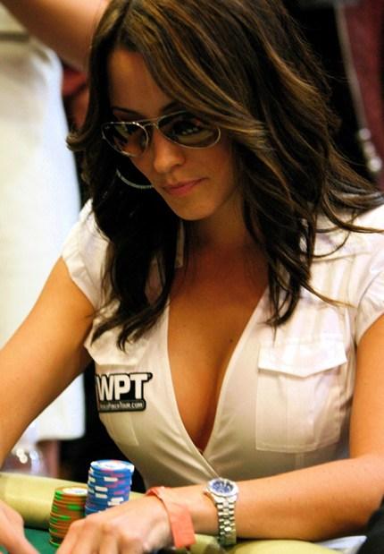 Poker Mujer