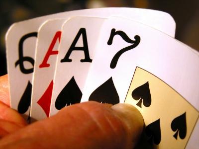 Poker Omaha cartas