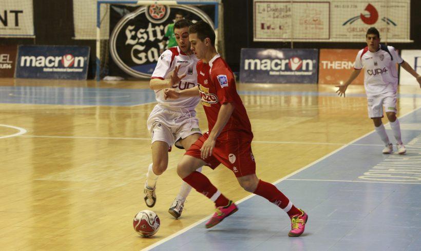 ElPozo Murcia, más líder tras batir a Lobelle de Santiago 1-4